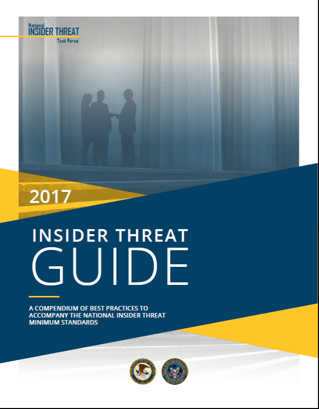 2017 Insider Threat Guide