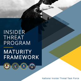 Insider Threat Program Maturity Framework