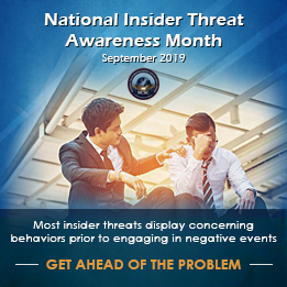 National Insider Threat Awareness