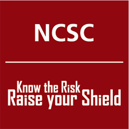 Know the Risk / Raise your Shield