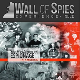 The Wall of Spies Experience