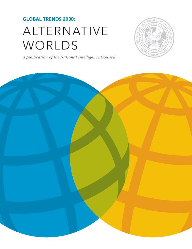 Global Trends 2030 Cover