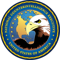Office of the National Counterintelligence Executive Seal