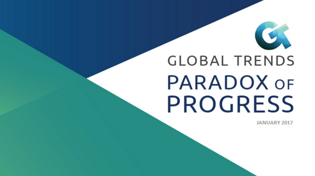 GLOBAL TRENDS -  PARADOX OF PROGRESS