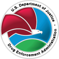 Drug Enforcement Administration Seal
