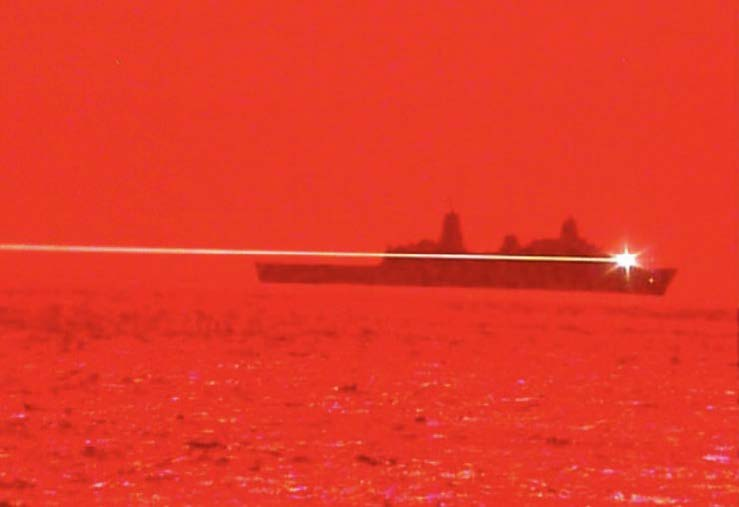 USS Portland (LPD 27) с РОСОЙ