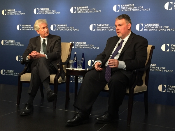 An Exit Interview With the Director of the National Counterterrorism Center Nicholas J. Rasmussen