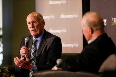 What Keeps Dan Coats up at Night? National Intelligence Director Tells During Purdue Stop