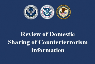 Joint Report on the Domestic Sharing of CT Info