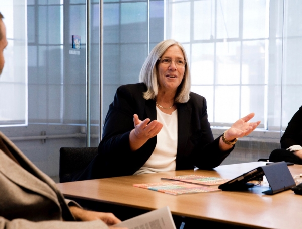 PDDNI Sue Gordon: Silicon Valley Should Work With the Government
