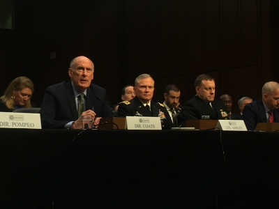 DNI Coats Opening Statement on the Worldwide Threat Assessment