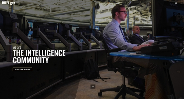 Intelligence.gov Re-launch Marks New Era for IC Transparency