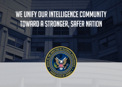 ODNI Launches New DNI.gov, Integrating Websites from NCTC, NCSC