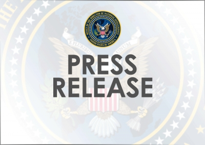 DNI Coats Statement on Agency Veteran Vaughn F. Bishop Selected to Serve as Deputy Director of CIA