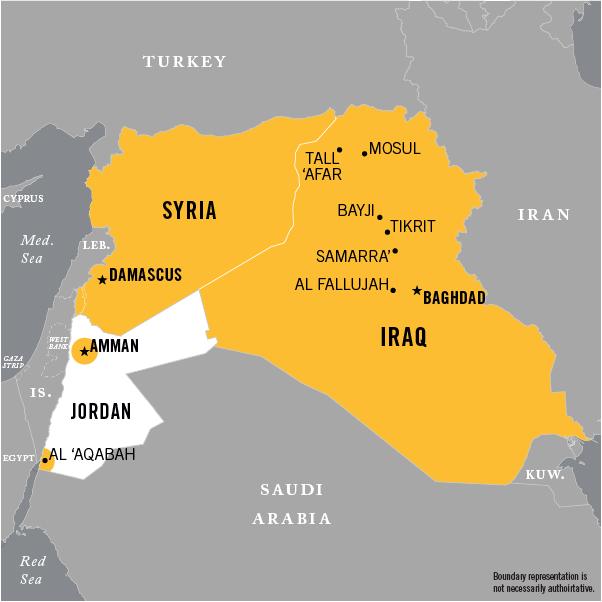 Terrorist Groups National Counterterrorism Center